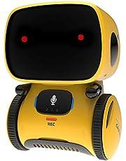 REMOKING Robot Toy for Kids,STEM Educational Robotics,Dance,Sing,Speak,Walk in Circle,Touch Sense,Voice Control, Your Children Fun Partners