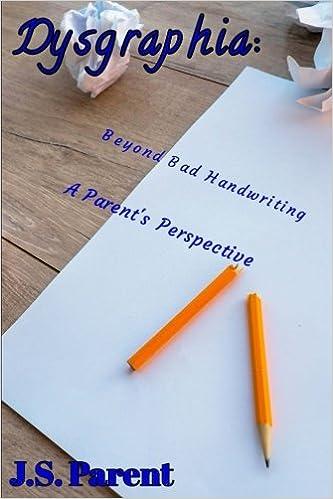 dysgraphia writing paper