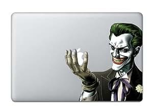 """Cozee - Vinilo adhesivo para MacBook de 13"""", diseño de Joker de Batman"""
