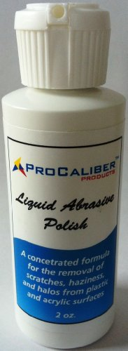 ProCaliber Products 54-12-366 2oz Liquid Abrasive Polish (Spa Polish Gloss)