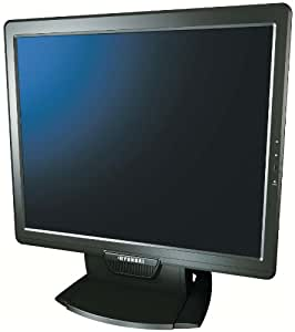 "Hyundai X71S 17"" Negro pantalla para PC - Monitor (43,2 cm (17""), 300 cd / m², 1280 x 1024 Pixeles, 5 ms, 700:1, 170°)"