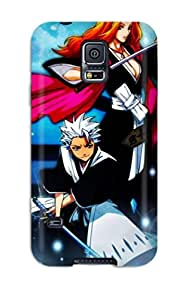 Shirley P. Penley's Shop Christmas Gifts Durable Defender Case For Galaxy S5 Tpu Cover(bleach)