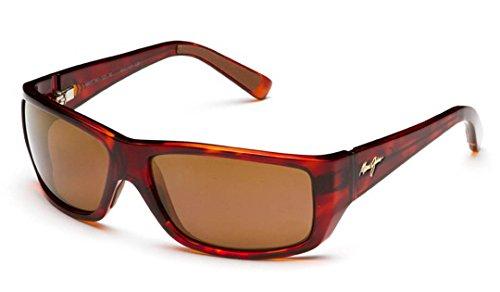 Maui Jim - Wassup - Tortoise Frame-HCL Bronze Polarized - Round Maui Jim Sunglasses & Oval