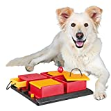 Trixie Poker Box Interactive Dog Toy Puzzle (Level 2) Review