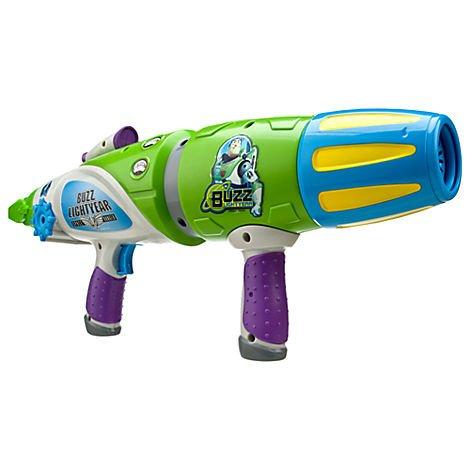 Disney Store Toy Story Multi-Blaster Play Set With Buzz Lightyear Woody And Zurg Blasters (Foam ...