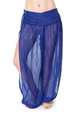 Danse Bleu De Jogging Turkish Ventre Emporium Pantalon Sport The cqWHXUc