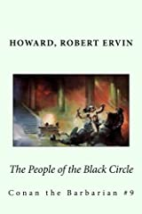 The People of the Black Circle: Conan the Barbarian #9 Paperback