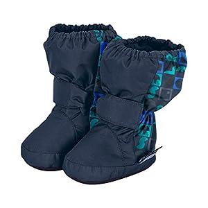 STERNTALER Baby- Schneeschuh Baby-Schuhe, Größe 18, blau