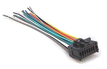 415u2yH3%2BfL._SX355_ amazon com mobilistics wire harness fits pioneer avh 271bt, avh  at eliteediting.co