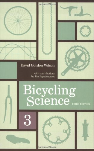Bicycling Science (The MIT Press)