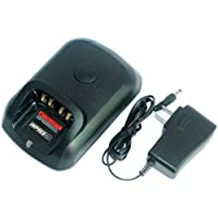 SUNDELY Li-ion Battery Charger Charging Dock For Motorola Radios PMNN4065 PMNN4066 PMNN4066A