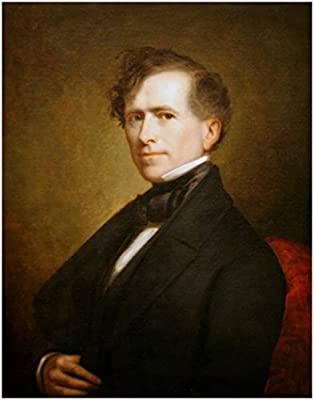 Official United States Presidential Portrait Series: FRANKLIN PIERCE