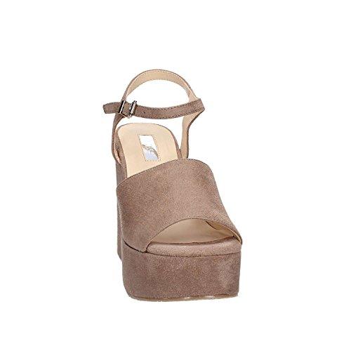 Guess FLKRL2ESU03 Zapatos De Cuña Mujer Marròn