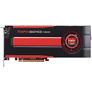 AMD FirePro W8000 4GB Graphics Card