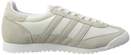 Adidas Heren Originelen Draak Og Trainers Us7.5 Wit