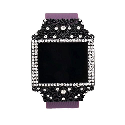 van-lucky-bling-jewelry-accessory-cover-for-fitbit-blaze-smart-watch-bandsonly-bling-accessory-no-tr