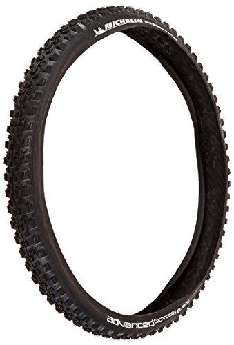 Michelin Mountain Bike Tires - MICHELIN Wild Grip'R2 Advanced Mountain Tire, Black, 26 x 2.25-Inch