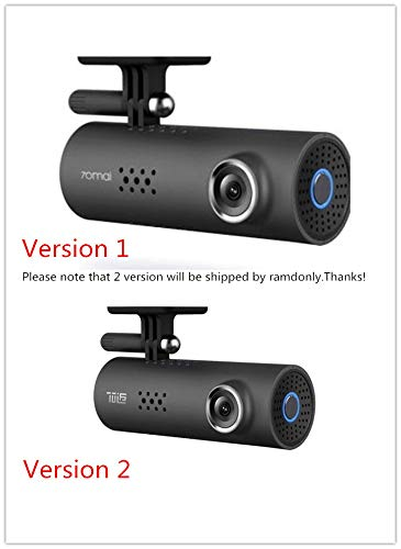 70mai Car Driving Recorder Dash Camera 1080P Full HD Smart Car DVR Night Version WiFi 130 Degree Wireless Dash Cam G-Sensor Dashcam