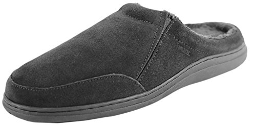Koosh Grey Charcoal International Men's by Tamarac Slippers Spa Scuff Iq8pw