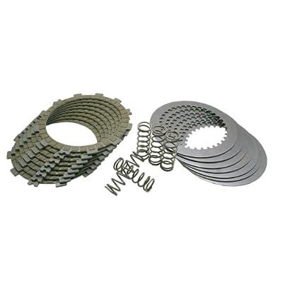 Hinson Clutch Fiber, Steel, Spring Kit (Standard) for 03-06 Yamaha YZ450F: Automotive