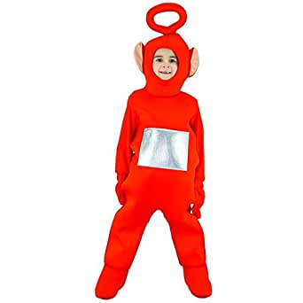 Teletubbies PO Characters Costumes For Unisex