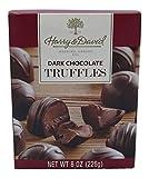 Harry & David Dark Chocolate Truffles, 8 Ounce Gift
