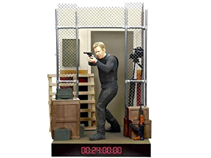 Amazon Mcfarlane Boxed Set 24 Jack Bauer Toys Games