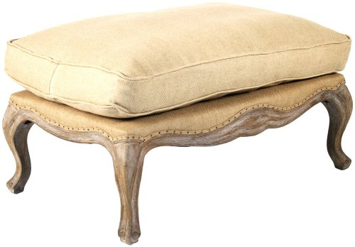 Fsobellaleo Home Foldable Storage Ottoman Foot Rest Stool