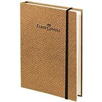 Faber-Castell 5075400801 Bambu Serisi A6 Ciltli Çizgili Açık Kahve Açık Kahve