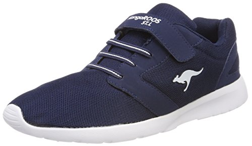 Kangaroos navy white Blu Sneaker Nihu Ev 4026 Donna nWxnAFZq