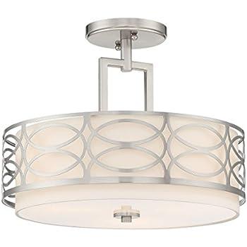 Trans Globe Lighting 8172 BN Indoor Vitalian 215 Semiflush