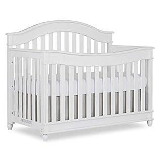 Evolur Hampton/Parkland 5 in 1 Lifestyle Convertible Crib