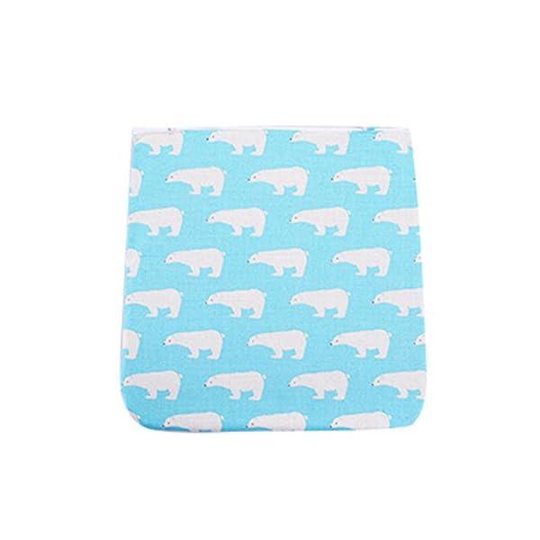 pu ran Flamingo Grid Bear Modello Cuscini di Seduta Imbottita Sedia Piazza Home Decor 6# 1 spesavip