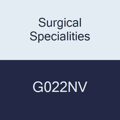 Surgical Specialities G022NV PGA Animal Health Suture, Reverse Cutting, 3-0 Size, 75 cm Barb, 19 mm Needle, 3/8 Circle, Violet Braided (Pack of 12)