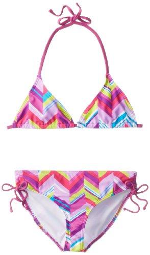 Kanu Surf Big Girls'  Starfish Bikini Swimsuit