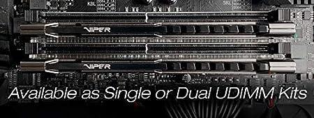Viper Steel Series DDR4 32GB 2 x 16GB 3200MHz Kit