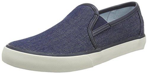 Marc OPolo Damen Sneaker Sneakers Blau (denim 870)