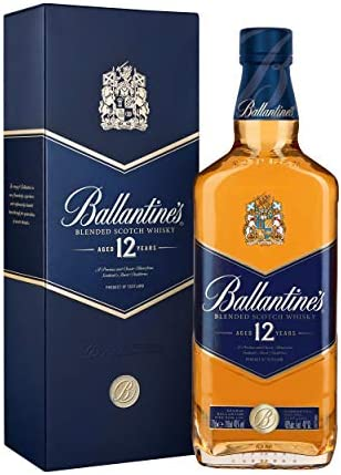 Ballantines Blended Scotch Whisky- 700 ml