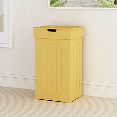 mulsh trash can gabage bins waste container 13 gallons rececling