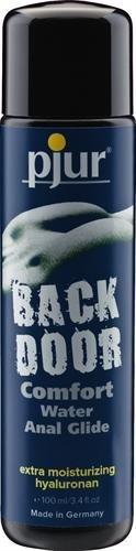 Backdoor Comfort Water Glide 3 4oz