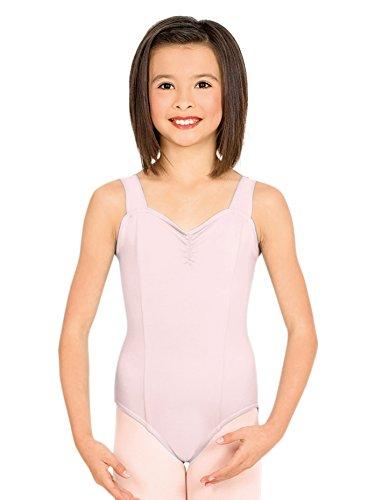 Girls Tank Dance Leotard N5501CPNKM Pink Medium