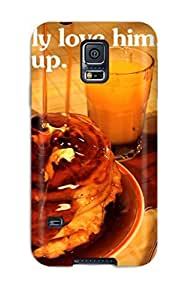 Fashion YtfNpAb658SPpYo Case Cover For Galaxy S5(breakfast)