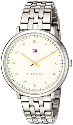 's 'SPORT' Quartz Stainless Steel Casual Watch, Color: Silver-Toned (Model: 1781762) ()