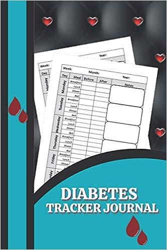 Diabetes Tracker Journal