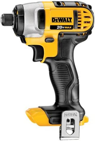DEWALT DCF885B 20-Volt MAX Lithium Ion 1 4-Inch Impact Driver Tool Only