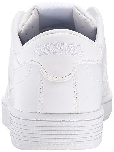 White Blanc White K Femme Hoke Baskets 101 Weiß Basses Swiss ffUqZ