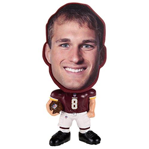 NFL Washington Redskins Kirk Cousins Unisex Cousins K. #8 Flathlete Figurine, One Size