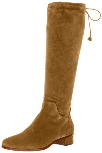 Aquatalia Women's Lisandra Suede Over The Knee Boot, Walnut, 6.5 M US by Aquatalia by Marvin K.