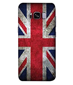 ColorKing Football England 12 Multi Color shell case cover for Samsung S8