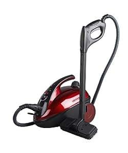 Polti Vaporetto Comfort Black/Red - Máquina de limpieza de vapor, 1800 W